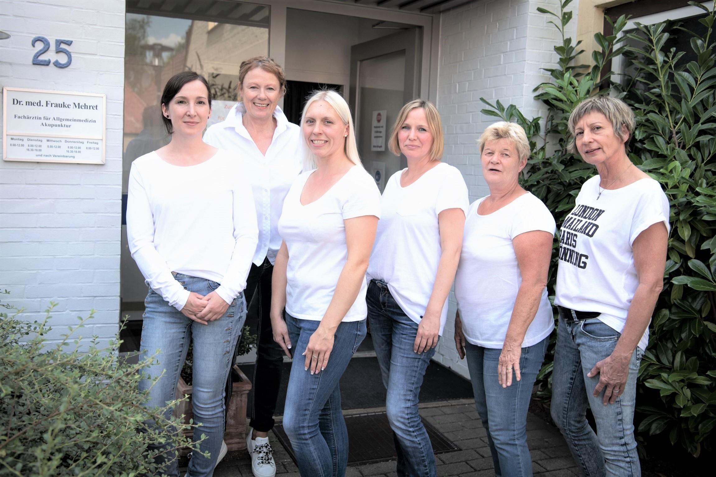 Team Dr. Mehret